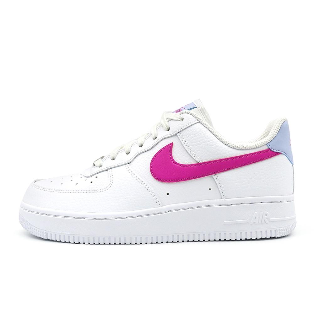 NIKE WMNS AIR FORCE 1 07 女休閒鞋 CT4328101 白桃色