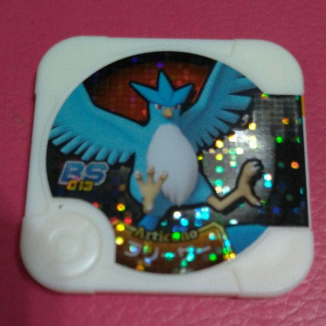 現貨 神奇寶貝pokemon tretta 卡匣 特別01彈 大師等級 級別 四星 4星 急凍鳥