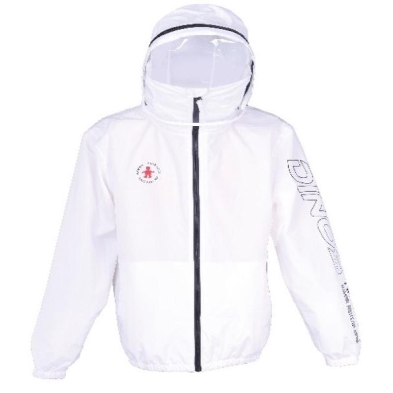 全新轉賣 達新牌 機能防護夾克 機能防護外套 雨衣 夾克 外套 防飛沫-北海小遊龍