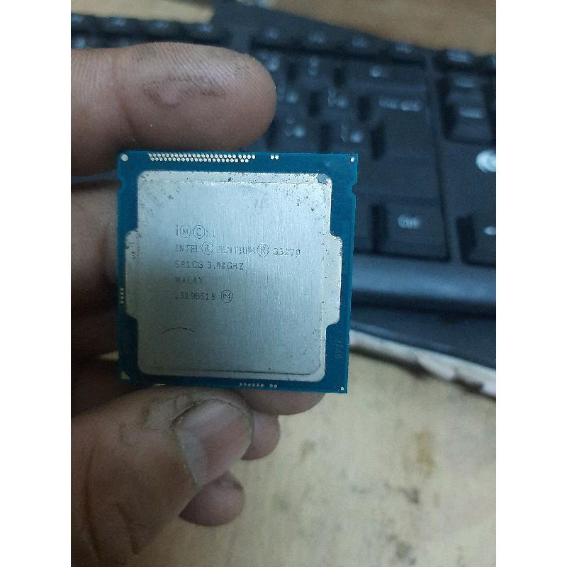 intel G3220 CPU ,二手良品