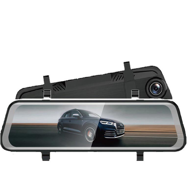 CORAL AL2 全屏觸控雙鏡頭電子後視鏡 (送32G記憶卡)