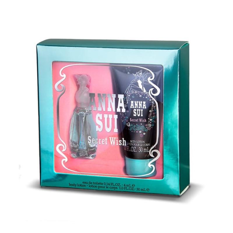 ANNA SUI 安娜蘇 童話美人魚女性淡香水禮盒
