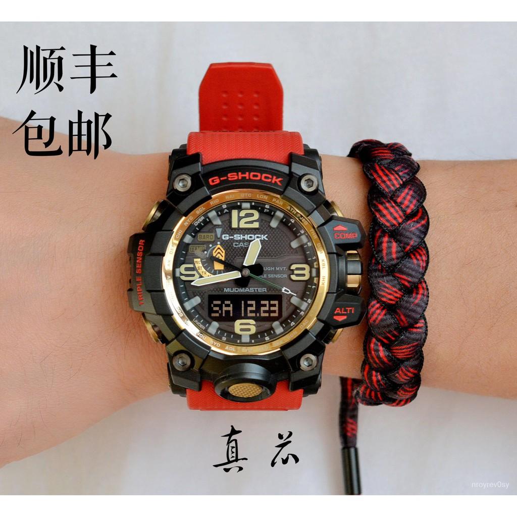 卡西歐G-SHOCK日產大泥王太陽能電波錶GWG-1000GB-1A/1A3/1A1/4A
