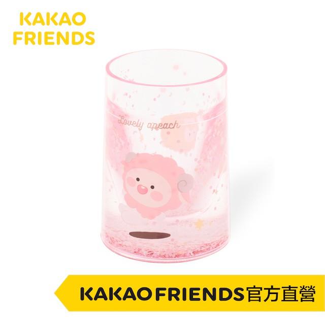 KAKAO FRIENDS Lovely Apeach 桃子 漱口杯 牙刷杯 杯子 塑膠杯