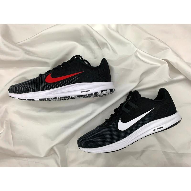 有間店🔹NIKE DOWNSHIFTER 9 男 慢跑鞋 輕量  AQ7481010黑紅 AQ7481002黑白