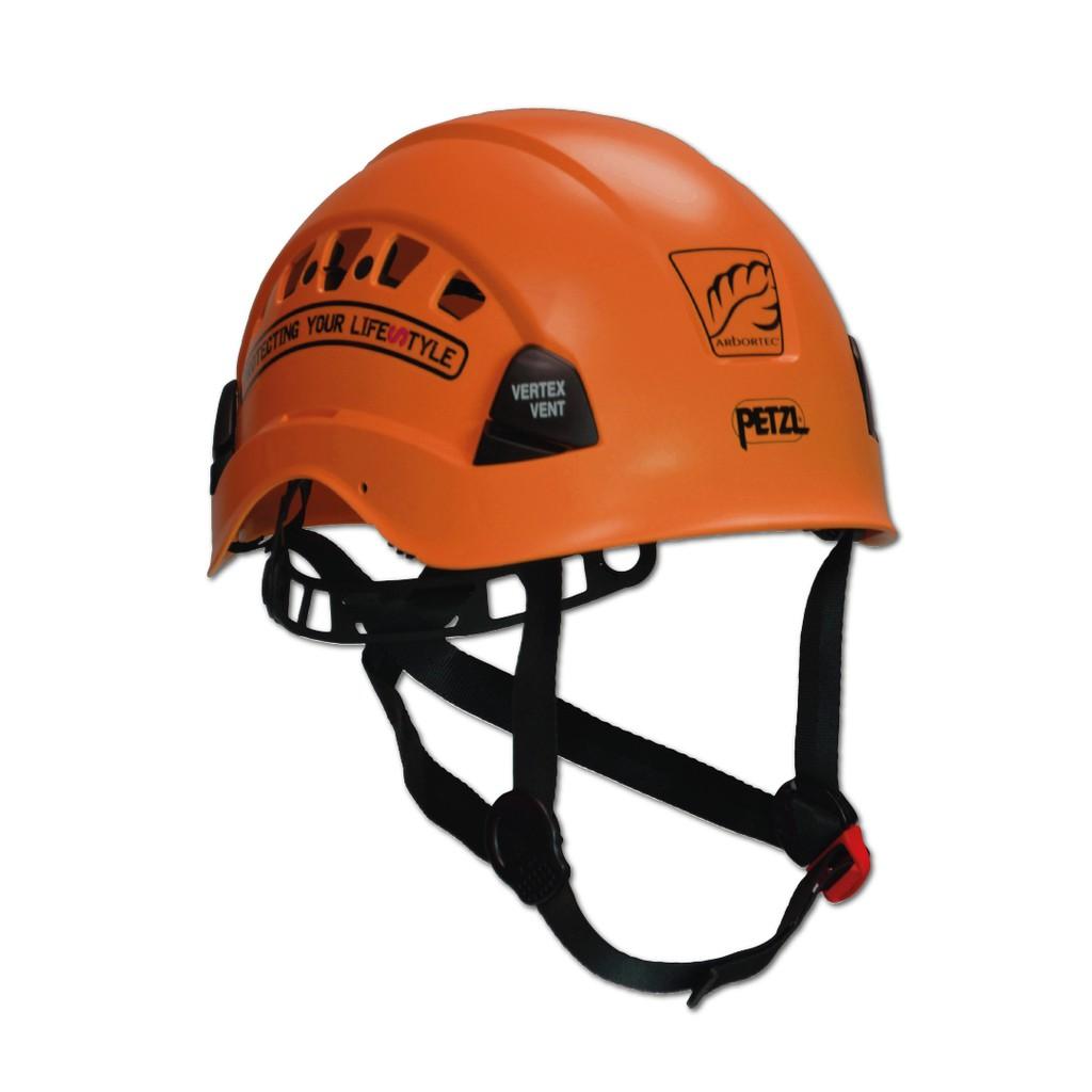 英國 Arbortec Petzl Vertex Vented Helmet - Orange 聯名款橘色頭盔