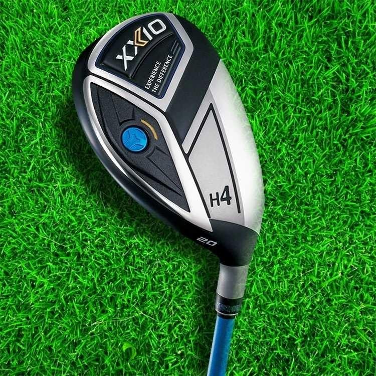 現貨XXIO高爾夫球桿MP1100男士鐵木桿golf小雞腿 xx10 多功能混合桿