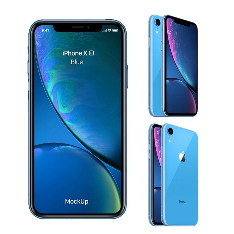 ⭐️近全新二手便宜賣(可分期)⭐️Apple iPhone XR 256G 6.1吋 智慧型手機(藍色)