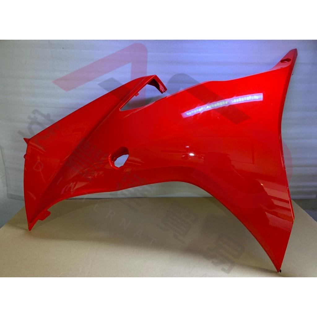 MT機車貿易  GSX-R150 小阿魯 左外側導流罩(紅色)R