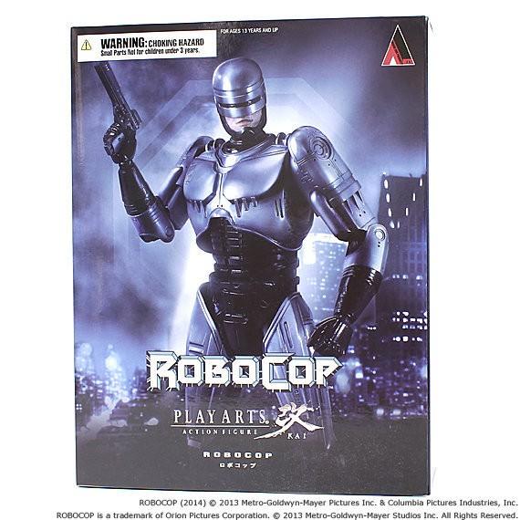 【模物】現貨 代理版 可動 Play Arts改 美系英雄 機器戰警 1987年版 ROBOCOP