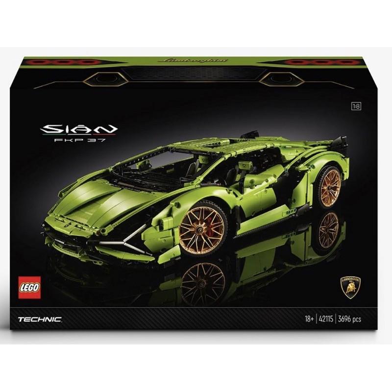 全新正版 LEGO 樂高 科技系列 42115 藍寶堅尼
