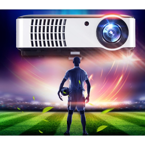 [全店免運-領劵減額]機上盒電視盒機頂盒小米盒子奧普達3D微型投影家庭影院投影儀千尋盒子安博盒子