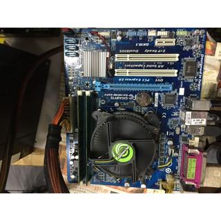 技嘉 主機板 GA-H61M-DS2 CPU i3-2100 DDR3 記憶體 4G基隆面交 . 基隆市