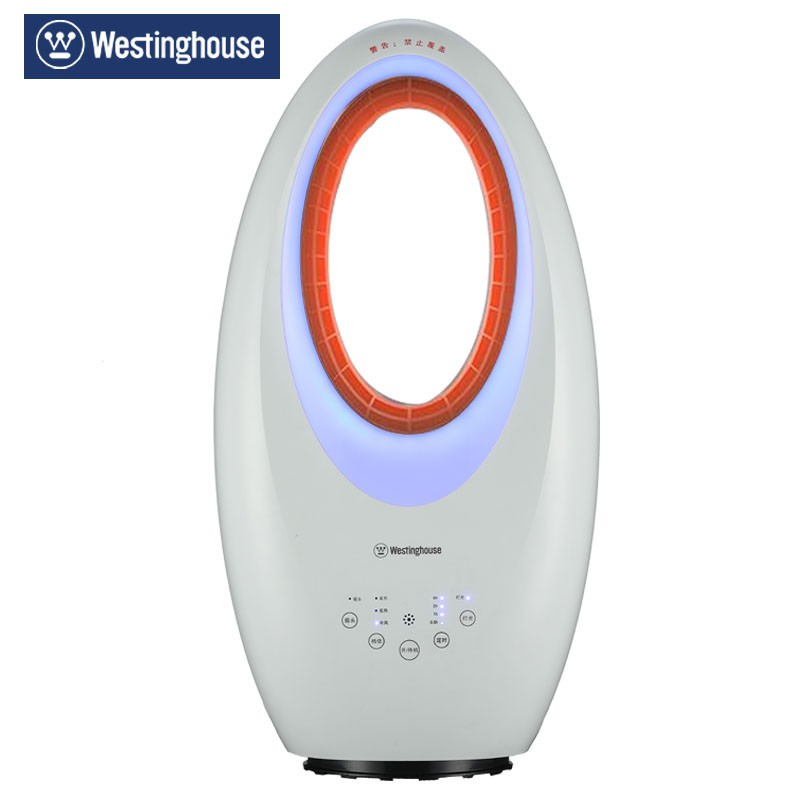 【暖風機】美國西屋FH13無葉風扇冷暖兩用取暖器電暖器暖風機家用節能省電