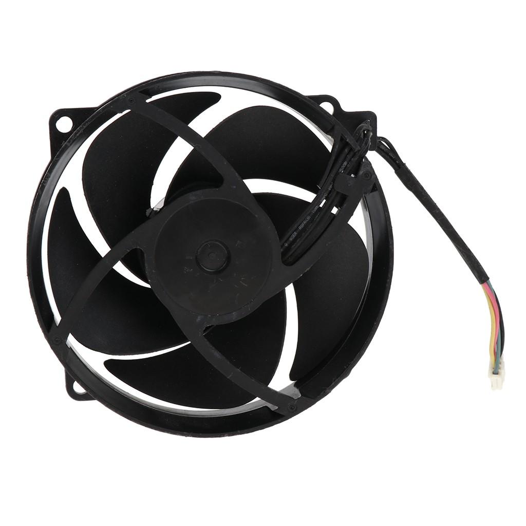 微軟Xbox 360超薄控制台的更換內部冷卻風扇冷卻器