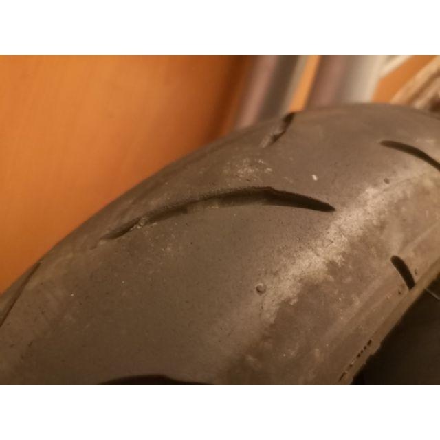Gogoro2原廠前輪胎,前胎皮
