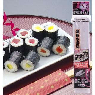 [樸樂烘焙材料]日本SANADA細卷PP壽司飯模-日本製 L-8582 壽司 新北市