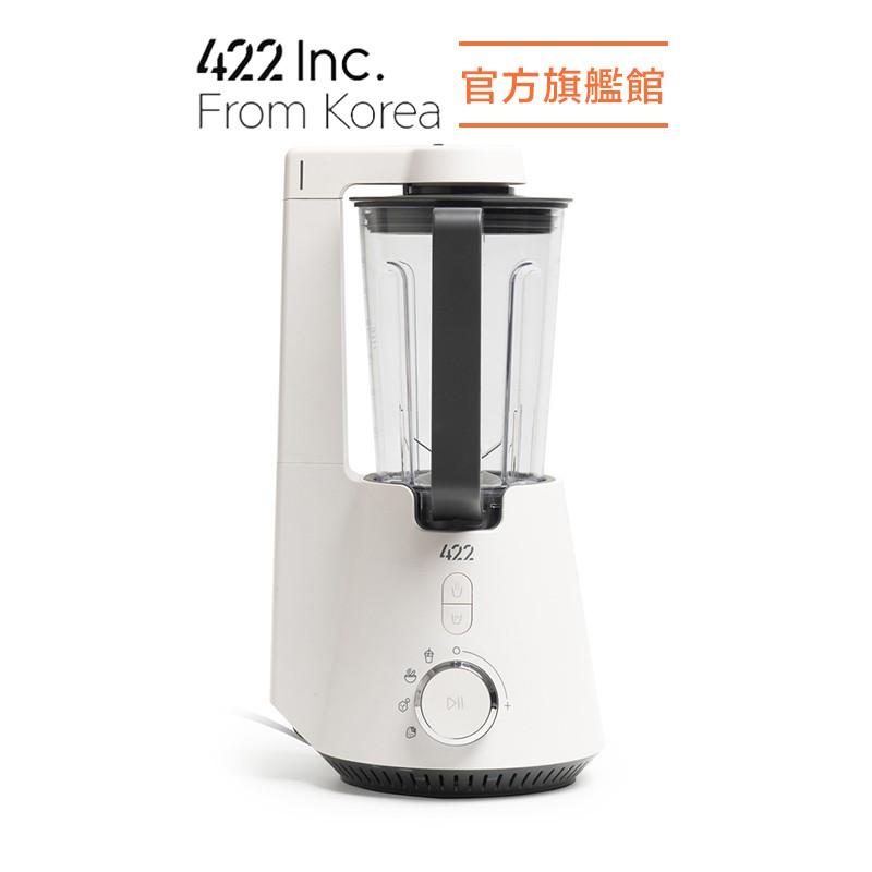 【韓國 422Inc】 真空破壁調理機VBL15L  白色|原廠保固一年|官方旗艦店