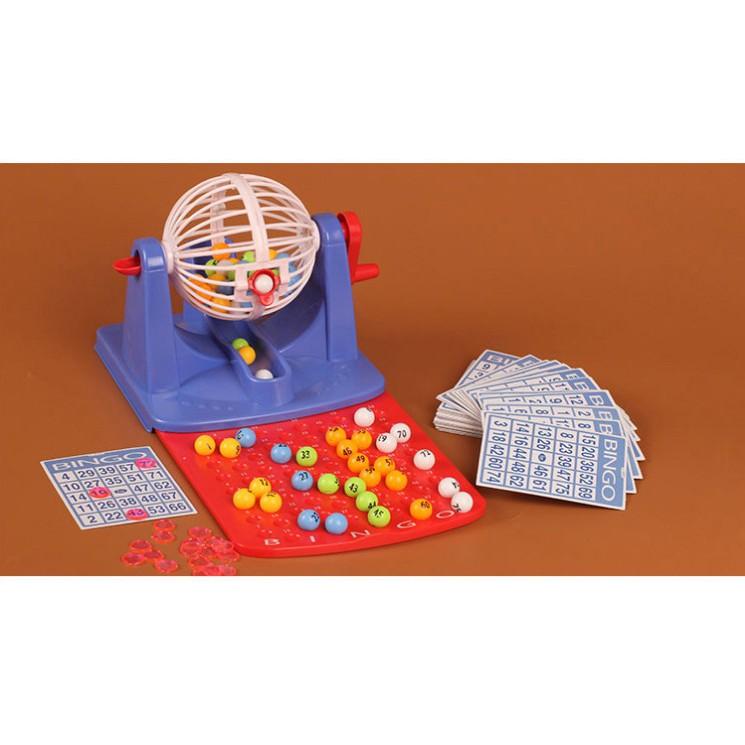賓果遊戲機搖獎機摸彩機抽獎機親子遊戲兒童益智桌遊玩具