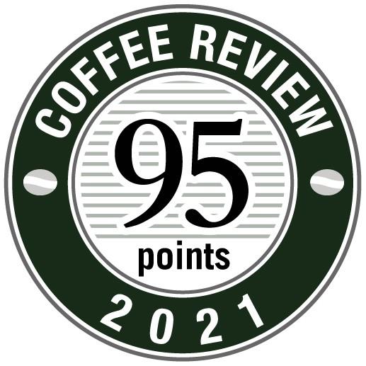 【Coffee Please】【淺中焙】衣索比亞 水洗 西達摩 74110  CR95 Coffee Review