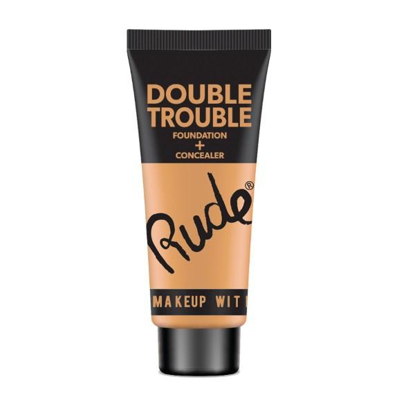 【Rude】 零瑕疵絲綢霧感粉底液- 明亮色 30ml