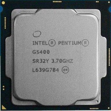 【新款】✾△☄Intel/英特爾 G4900/G4930/G5400/G5420 1151散片CPU處理器主板套