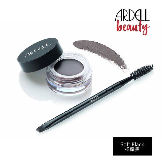 ARDELL beauty 定型持久眉膠_松露黑 3.2g