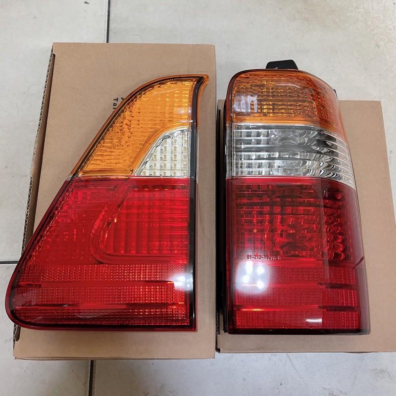 豐田 ZACE 03-07 瑞獅 SURF 後燈 尾燈 轉向燈 倒車燈 車燈 方向燈