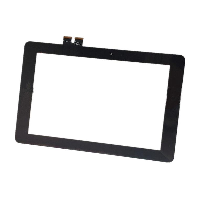 適用於Asus變形金剛T100Chi T1 Chi T100 Chi觸摸屏玻璃數字化儀面板前玻璃鏡頭傳感器