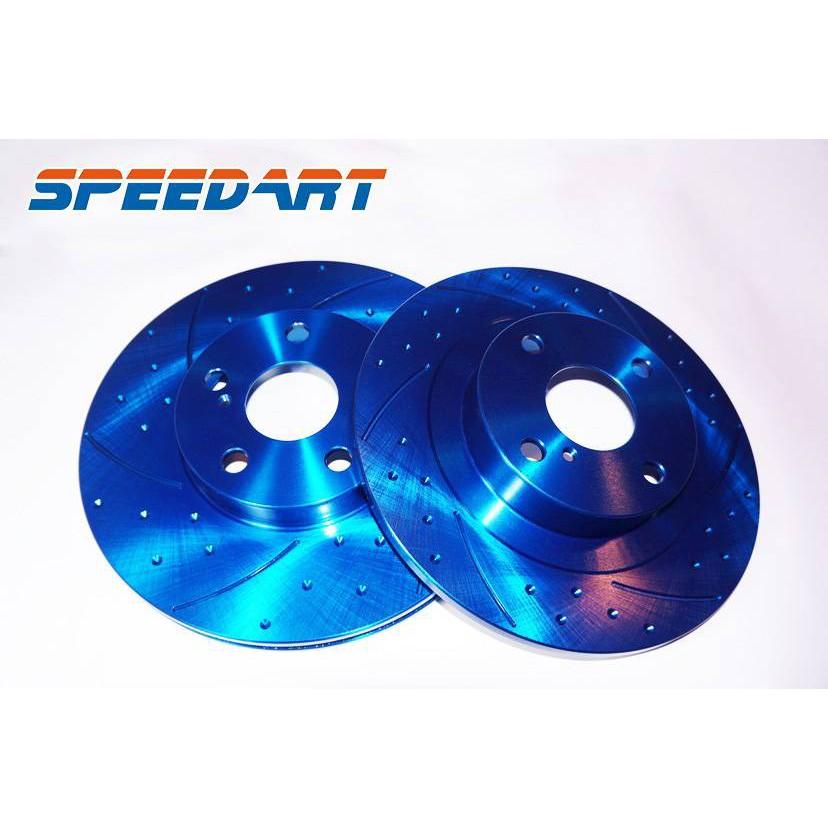 【SPEED ART】煞車盤 煞車 碟盤 汽車碟盤 FORD Focus MK3 / 12- / 後盤