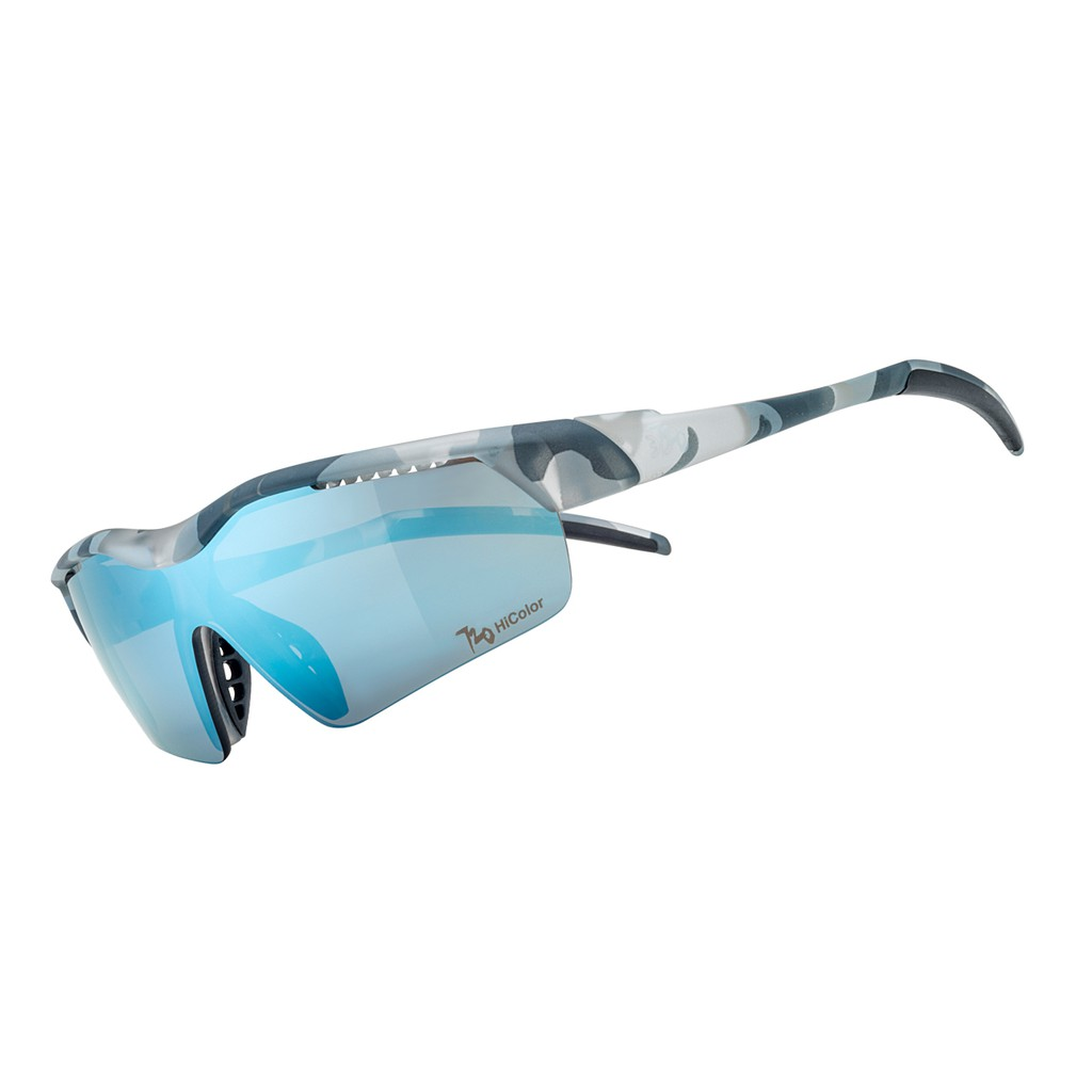 720armour運動太陽眼鏡 Hitman Jr HiColor B323-23-HC 亮透明灰迷彩