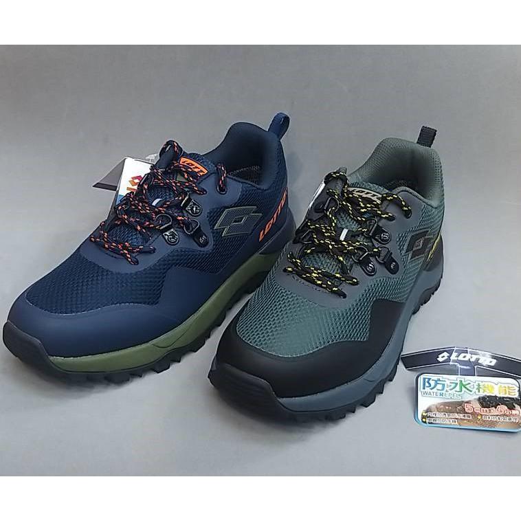 尼莫體育 LOTTO 樂得 防水多功能郊山健行鞋 登山鞋 踏青鞋 戶外必備 LT0AMO2555 LT0AMO2556