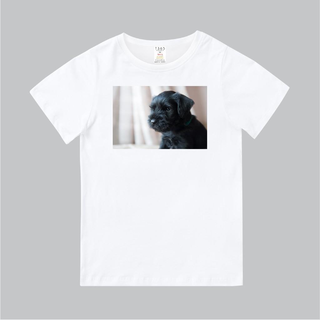 T365 MIT 親子裝 T恤 童裝 情侶裝 T-shirt 短T 狗 DOG 馬爾濟斯 瑪爾濟斯 Maltese