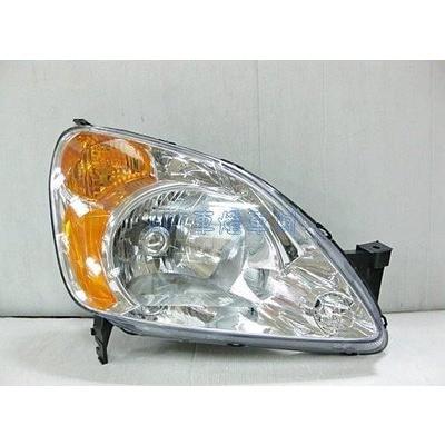 K.A.M. HONDA CRV 03 04 原廠型晶鑽大燈一邊