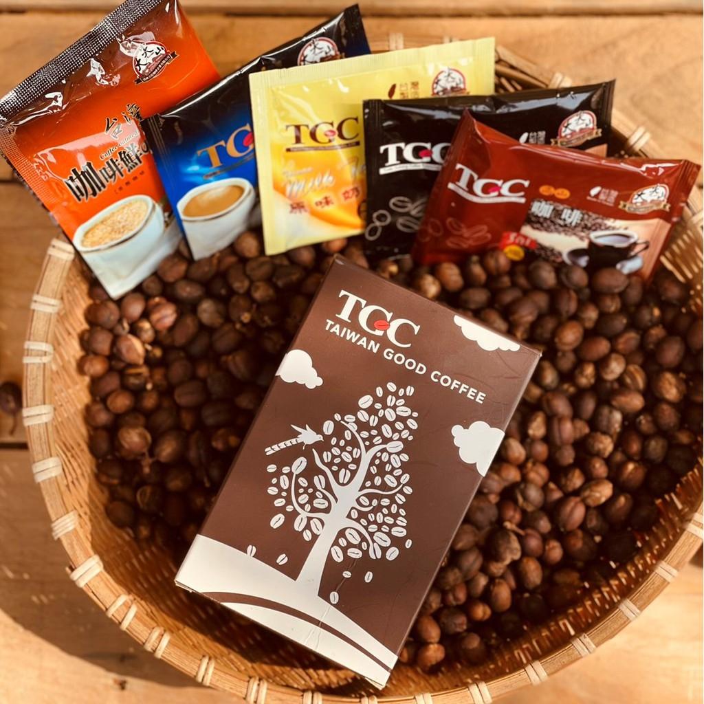 TGC台灣咖啡莊園試飲小福袋(超強組合 一次擁有)
