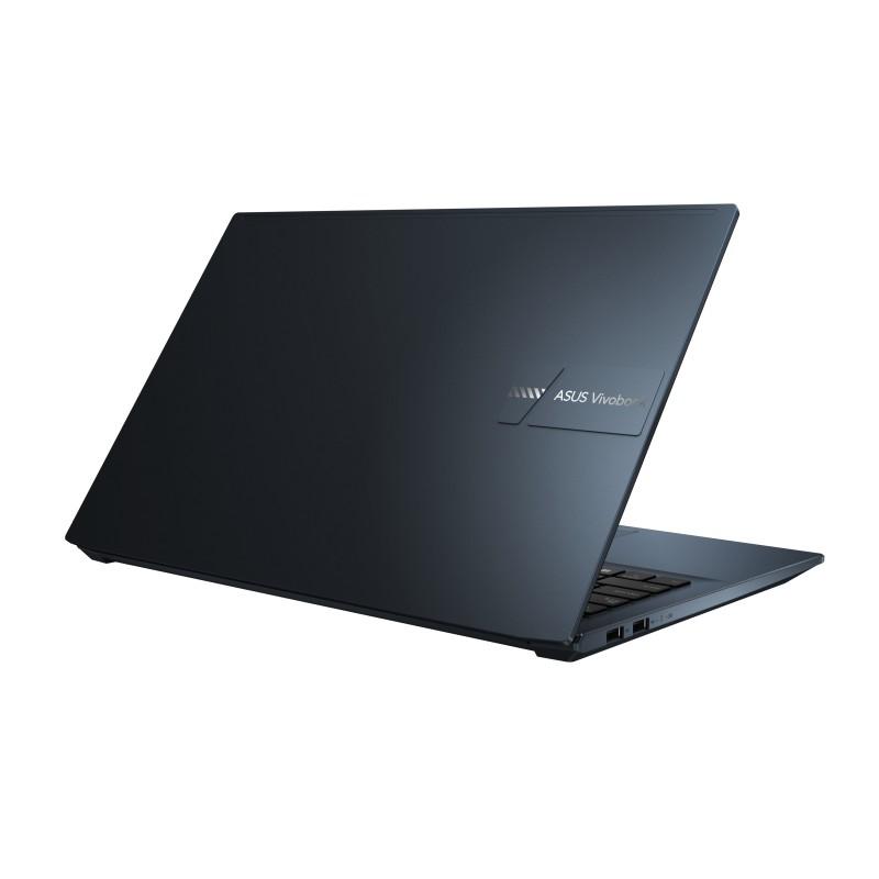 ASUS VivobookPro 15 M3500QC-0112B5600H 午夜藍 窄邊框輕薄筆電/R5-5600H