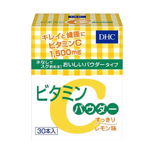 DHC 高濃度 維他命C 粉 維生素C粉 30日份