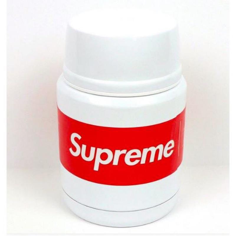 全新 Supreme Thermos Stainless King Food Jar Spoon 悶燒罐 保溫罐 保溫瓶