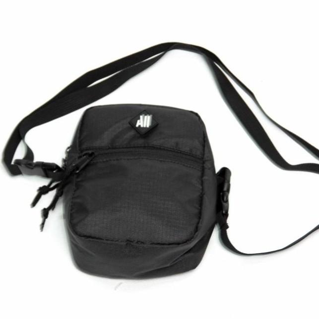 ALL&CO. SHOULDER BAG 小包 黑色