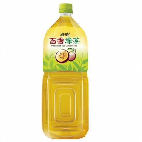 古道 百香綠茶(2000ml/瓶)[大買家]