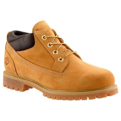 Timberland 73538經典款 低筒 黃靴