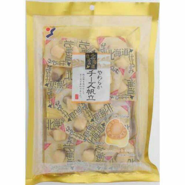 預購🎉日本北海道起司干貝糖(軟乳酪干貝)
