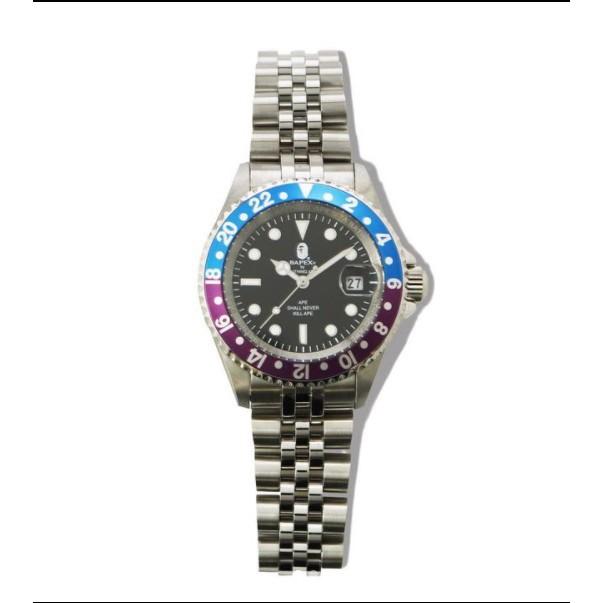 預購 BAPE BAPEX TYPE 2 WATCH 雙色環錶 手錶