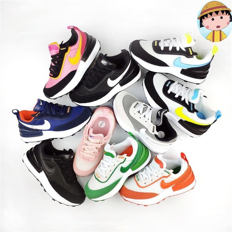 實拍代購 新款 Nike 耐吉童鞋 華夫三代 WAFFLE ONE 兒童運動休閒鞋 軟底親子鞋 跑步鞋 華夫男女童鞋