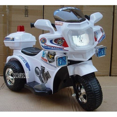電動車☆曼尼☆機智戰警 電動摩托車 小朋友電動車 電動三輪車  兒童電動 三輪車 兒童電動車