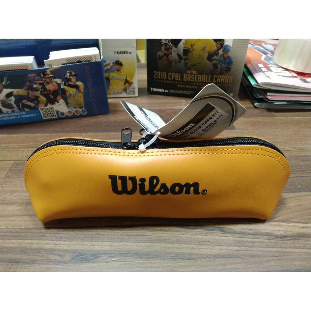 Wilson A2000 手套保養組 手套保養配件 WTA6763TAN