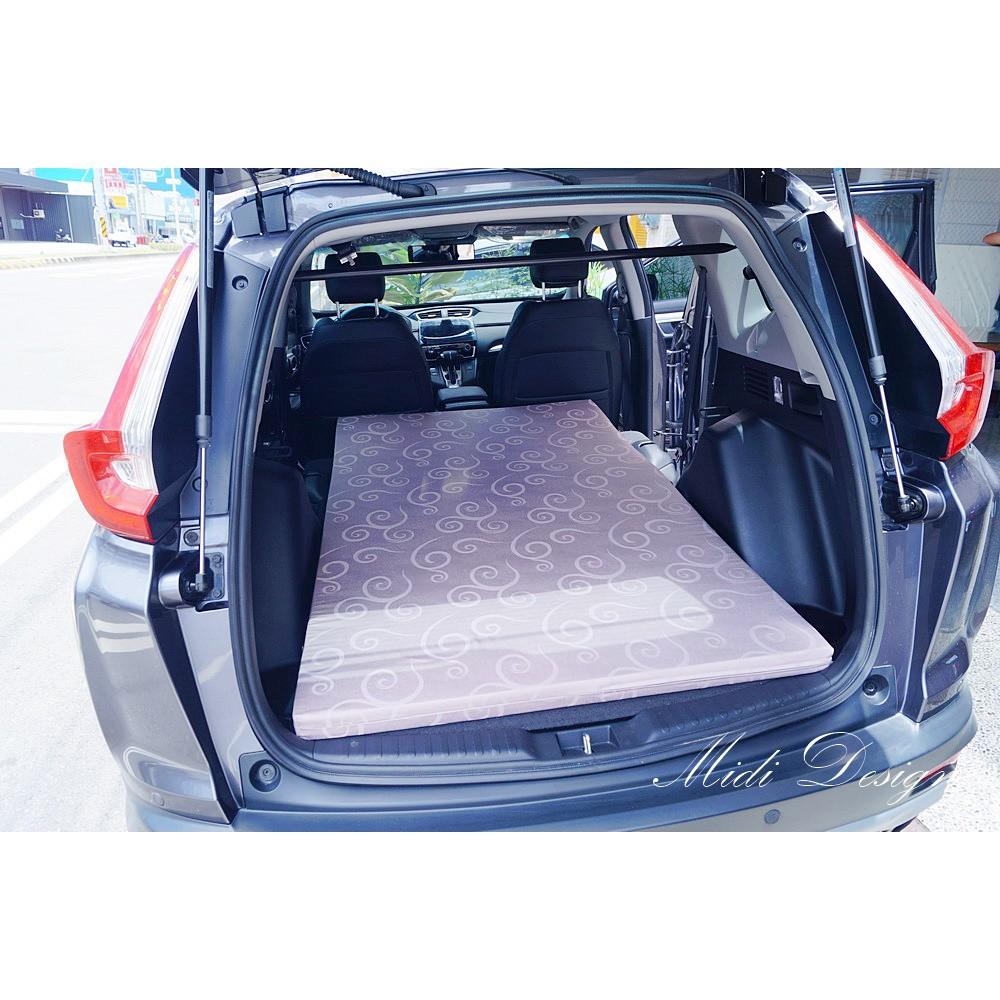 露營車床 Honda CRV RAV4 WISH 訂做 睡墊 捲式收納 休旅車 豐田 本田 訂製 車中床 車床 睡袋