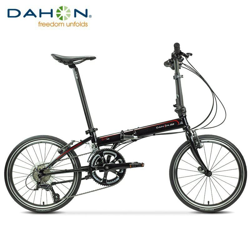 自行車/腳踏車 Dahon大行經典SP18公路折疊自行車成人男女式20寸學生變速單車