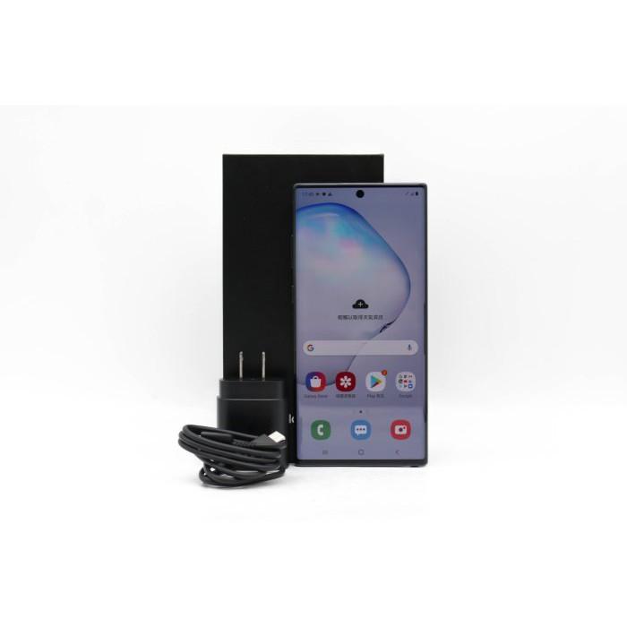 【台南橙市3C】SAMSUNG NOTE10 PLUS SM-N9750 12G RAM 256GB 黑 #49147