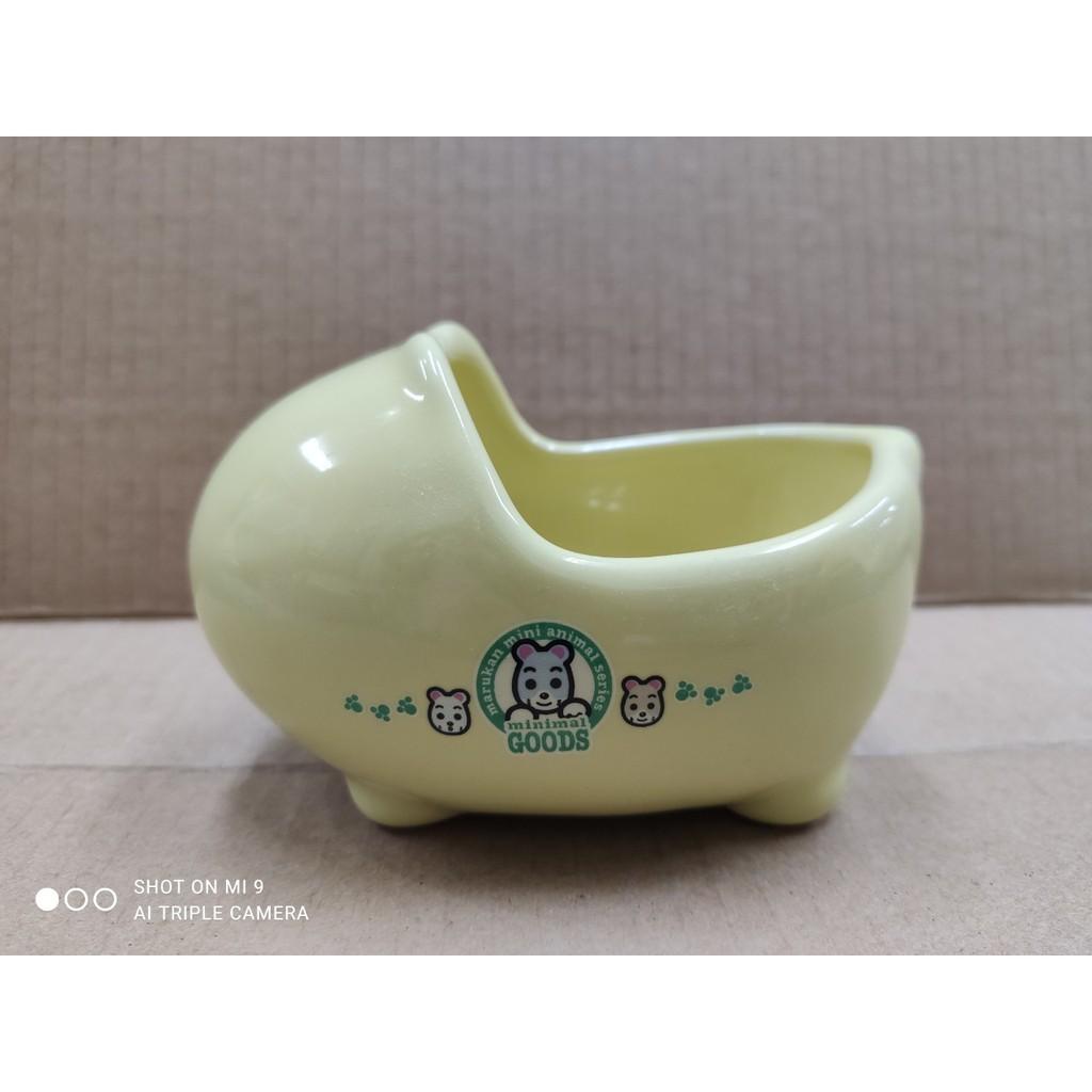 全新 日本 Marukan 鼠鼠專用馬桶造型窩 MR341